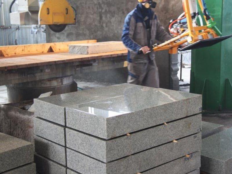 производство камня